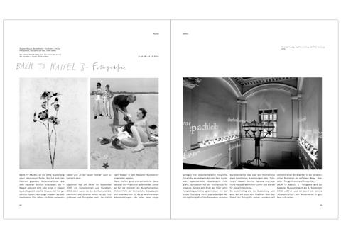Fridericianum Art Magazine