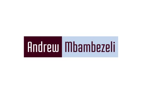 Andrew Mbambezeli Logo Design