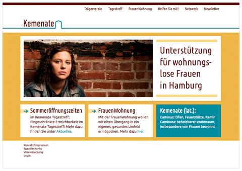 Kemenate Website