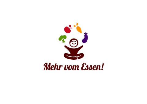 Mehr vom Essen! Logo