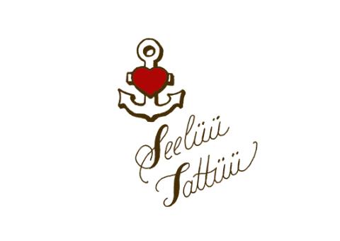 Seelüü Tattüü Logo Design