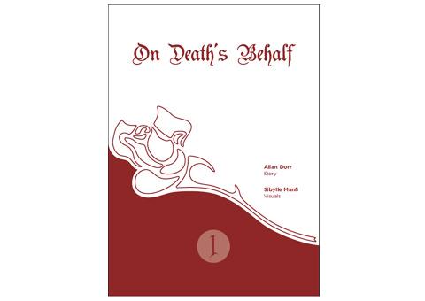 On Death's Behalf Graphic Novel