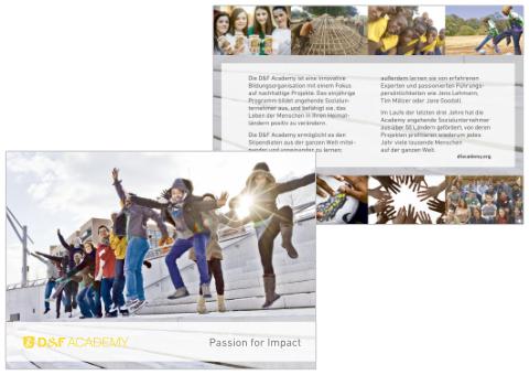 Dekeyer & Friends Academy Flyer