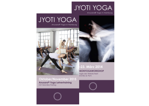 JYOTI-YOGA Flyer