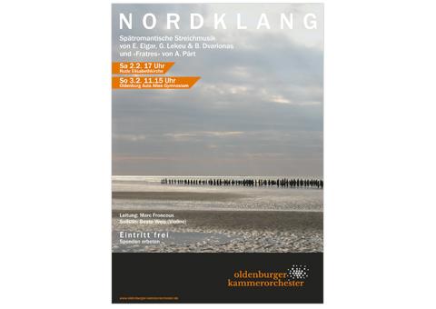 Oldenburger Kammerorchester Poster