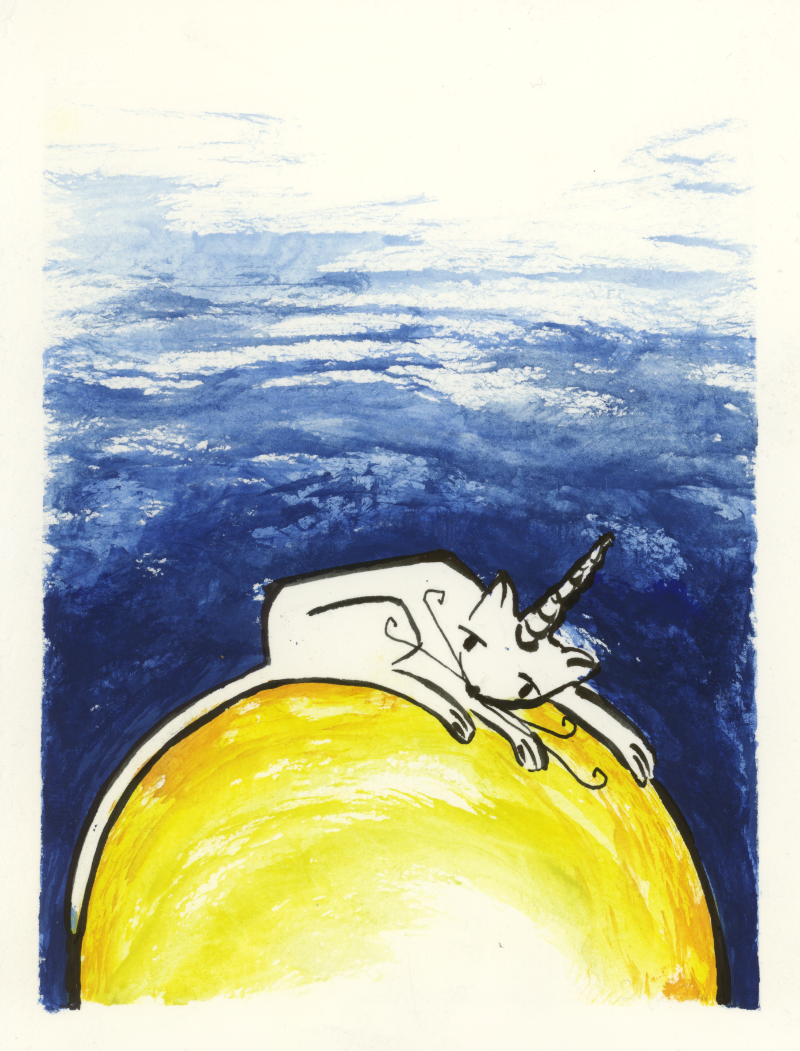 Einhornkatze