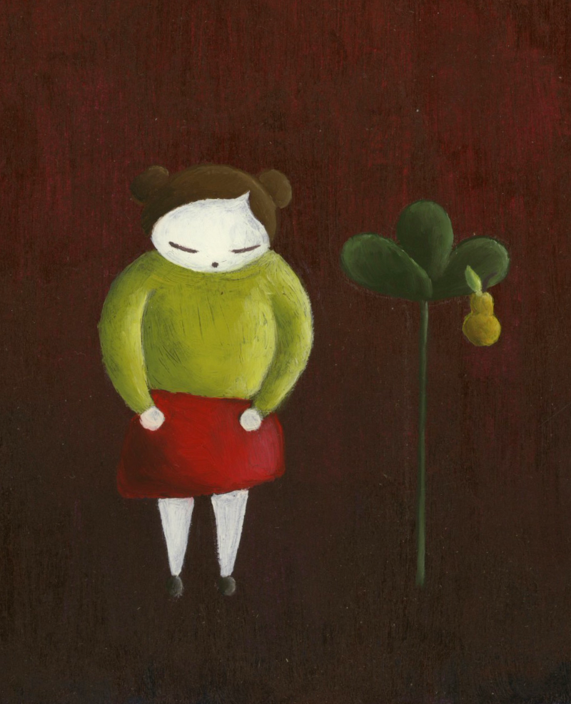 Pear Woman